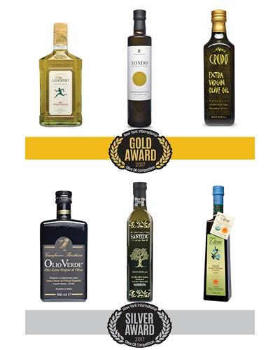 World's Best Olive Oils from the 2017 New York International Olive Oil Competition